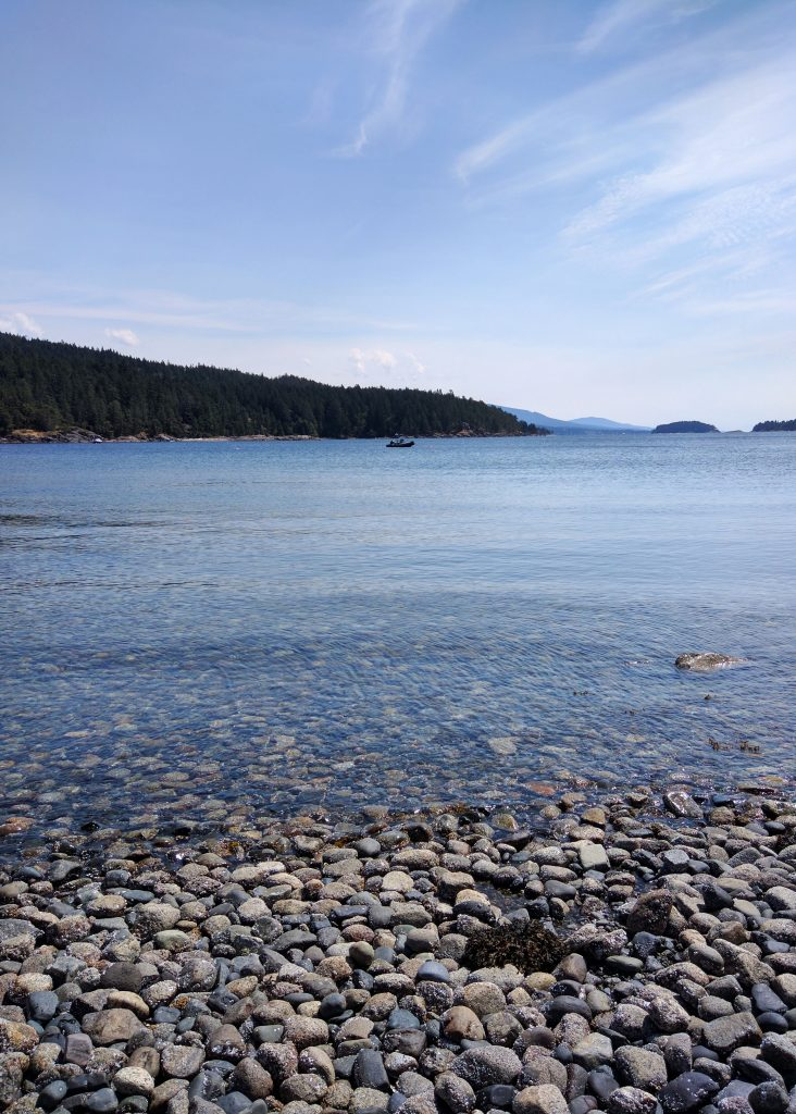 pebble beach in british columbia