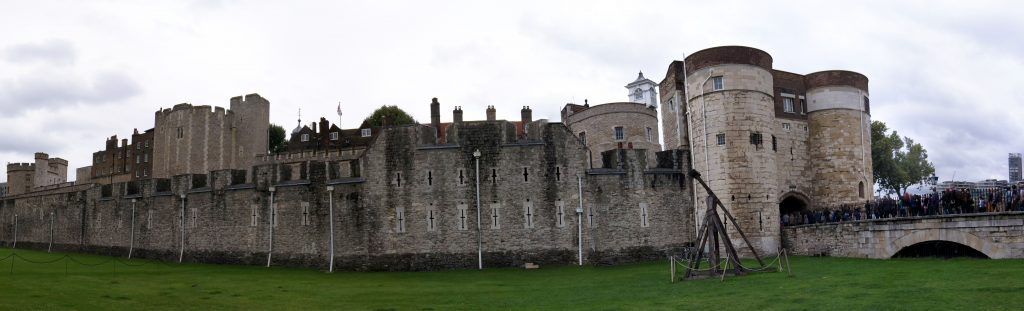 tower of london panorama