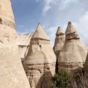 Tent Rocks up Close