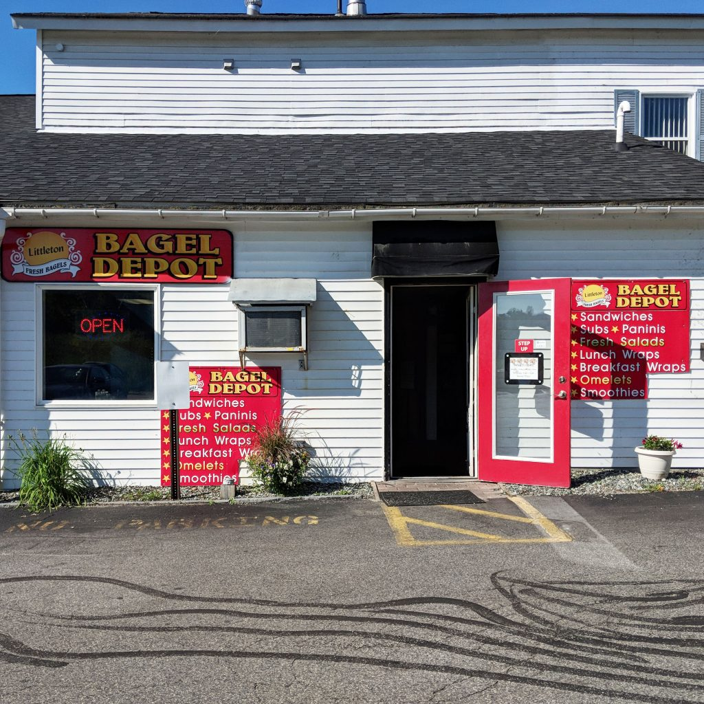 Littleton, New Hampshire - Bagel Depot
