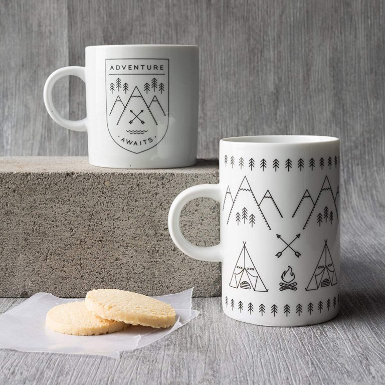 Cute coffee mugs Airbnb Gifts
