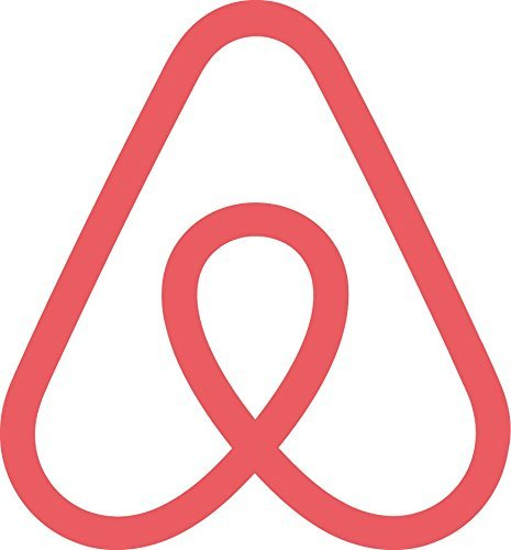 Airbnb Symbol as a Sticker - Airbnb Gifts