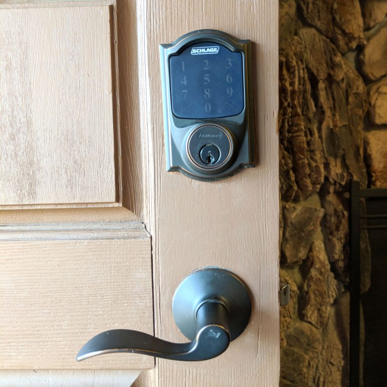 Electronic Deadbolt Airbnb Gifts