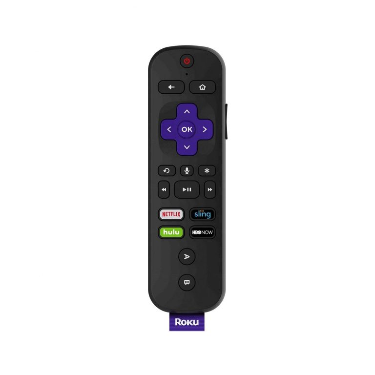 Roku remote for tv Airbnb Gifts